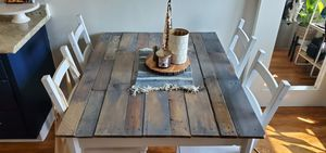 Handmade pallet dinning table for Sale in Torrance, CA