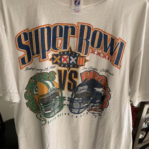 Super bowl 32 Packers Vs Broncos . for Sale in Buena Park, CA
