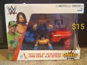 Wwe toy for Sale in Harrisburg, SD