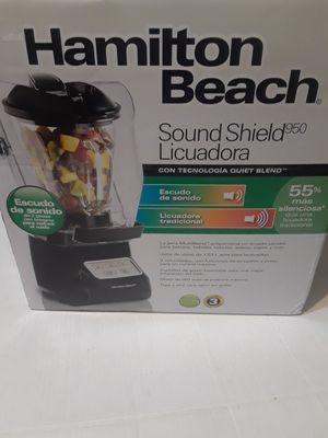 Hamilton beach sound shield 950 watt multipurpose 3 speed blender brand new item in box sealed. for Sale in Wethersfield, CT