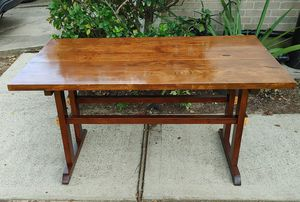 Small Cherry Wood Kitchen Table! for Sale in Houston, TX
