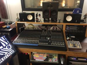 Sound Recording Studio Services for Sale in Los Angeles, CA