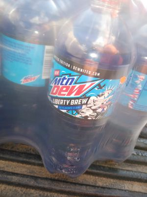 Mountain dew for Sale in Loganville, GA