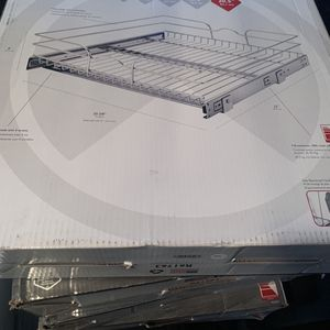 """Rev A Shelf 22""""X20.75 1 Tier Pull Out Metal Basket Organizer for Sale in Garden Grove, CA"""
