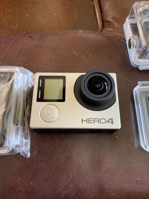 GoPro Hero 4 Silver for Sale in Staten Island, NY