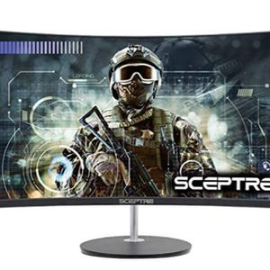 "Sceptre Curved 27"" 75Hz LED Monitor for Sale in Los Angeles, CA"