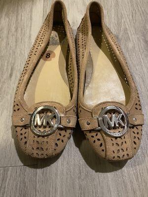michael kors women tan slip on for Sale in Miramar, FL