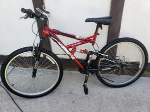 Full suspension bike for you who love outdoor for Sale in Salt Lake City, UT