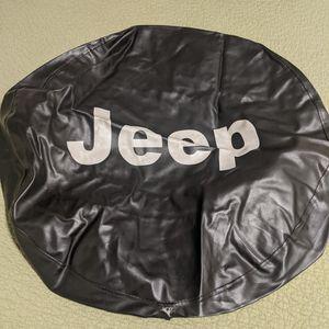 Jeep Tire Cover for Sale in Arlington, VA