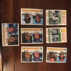 Topps Leaders/Record Holders Baseball Cards for Sale in St. Charles, IL