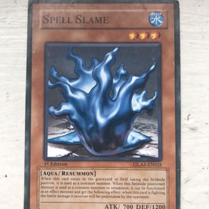 Yugioh Card: Spell Slame for Sale in King of Prussia, PA