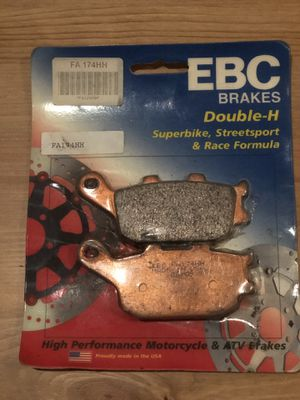 Rears brake pads for a 2005 cbr RR1000 for Sale in Queens, NY