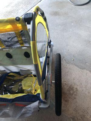 Schwinn Echo Double Bike Trailer Yellow for Sale in Colma, CA