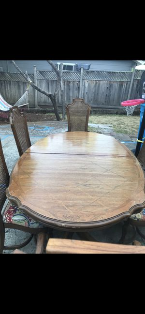 Table and Chairs for Sale in Novato, CA