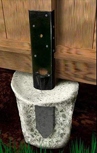 Ez Fence Post Mender Perfect For Your Old Fence For Sale