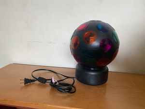 Light up disco ball for Sale in Madera, CA