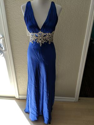 Deep Blue Prom Dress for Sale in Concord, CA