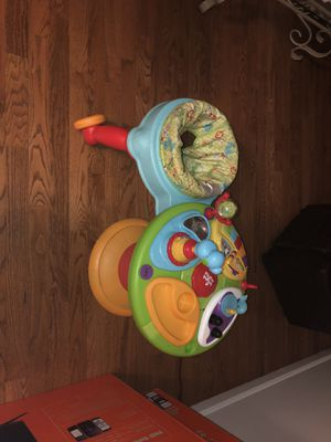 Bright Starts walk around table for Sale in Florissant, MO