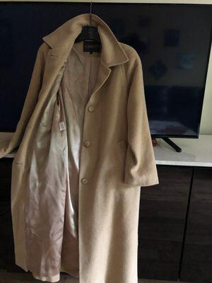 Pendleton camel wool coat149$ for Sale in Bellevue, WA