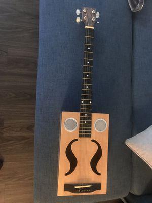 Cigar box guitar for Sale in Austin, TX