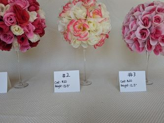 Handcrafted Topiaries for Valentine's Day and Spring Decor for Sale in Chula Vista,  CA