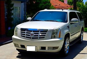2008 Cadillac Escalade, Full price $1000 , Automatic, Great Condition for Sale in Washington, DC