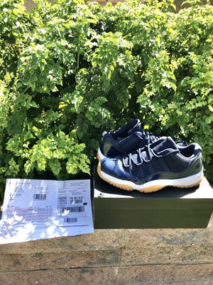 Jordan 11 retro lows midnight navy for Sale in Phoenix, AZ