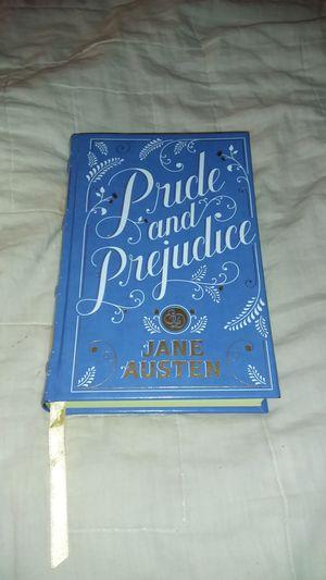 PRIDE AND PREJUDICE BY JANE AUSTEN BOOK for Sale in Ashburn, VA