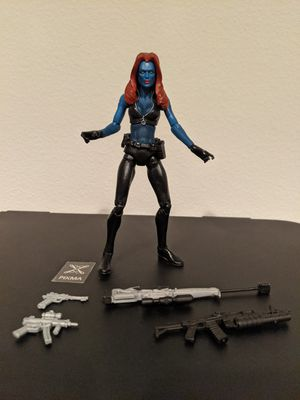 Marvel legends mystique for Sale in Chino, CA