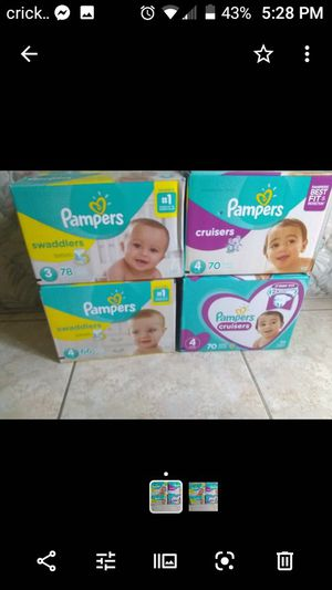 PAMPERS BRANDS/HUGGIES BRANDS for Sale in Kissimmee, FL