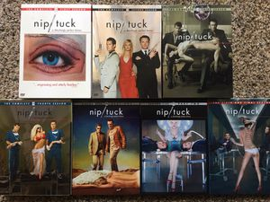 Nip/Tuck Complete Series for Sale in Margate, FL