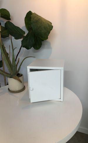 Small White Storage Locker for Sale in Los Angeles, CA