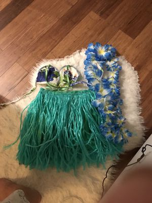 Halloween costume Moana Hawaiian for Sale in Coral Gables, FL