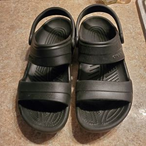 Crocs sandals for Sale in Marlborough, MA