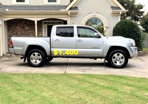 Available Now$14OO-Selling URGENT!Silver 2OO7 Toyota Tacoma for Sale in Garrison, MD