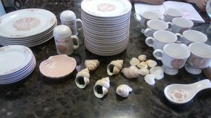 Shell plate collection for Sale in West Palm Beach, FL