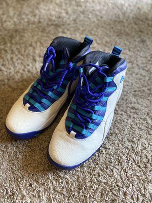 Jordan Retro 10 Charlotte for Sale in Sterling Heights, MI
