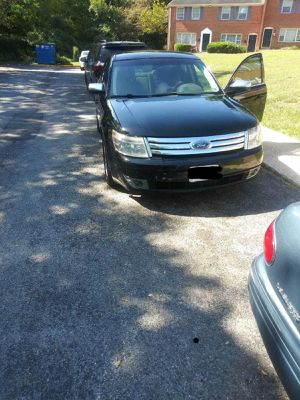 2008 Ford Taurus sel for Sale in Capitol Heights, MD