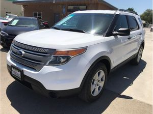 2014 Ford Explorer for Sale in Madera, CA