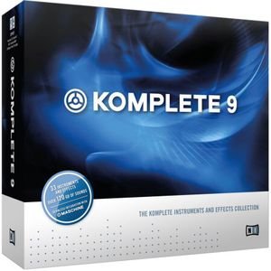 Komplete 9 soundkit for Sale in Morrisville, NC
