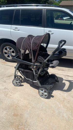 Graco double stroller for Sale in Anaheim, CA