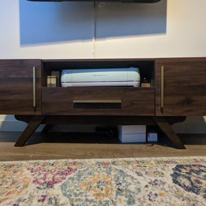 Mid-Century Modern TV Stand - PENDING SALE for Sale in Seattle, WA