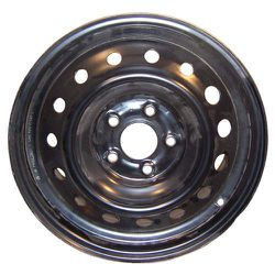 2010 Nissan Altima Stock Steel Rim/wheel & Nissan Hubcaps (Not pictured) for Sale in Chicago,  IL