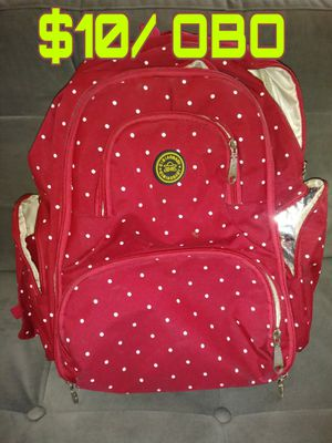 QiMiaoBaby diaper bag backpack for Sale in San Diego, CA