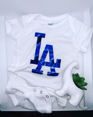 LA baby onesie for Sale in West Covina, CA