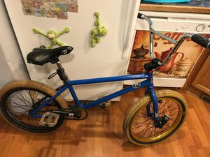 BMX bike frame and forks are cult for Sale in Portland, OR