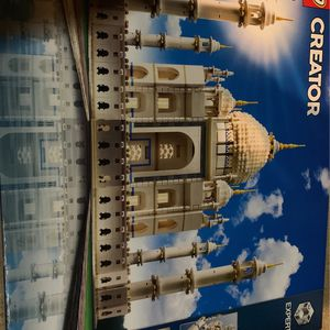 Lego Taj Mahal (NEW, Sealed) for Sale in Vienna, VA