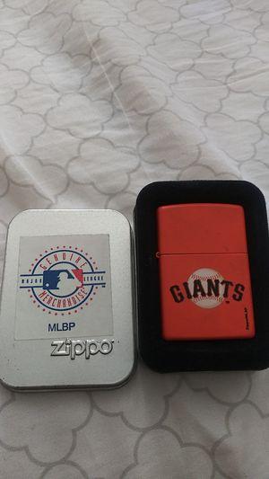 Giants Zippo for Sale in Anaheim, CA