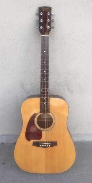Ibanez Left Handed PF5L-NT-14-02 6 String Acoustic Guitar for Sale in Los Angeles, CA