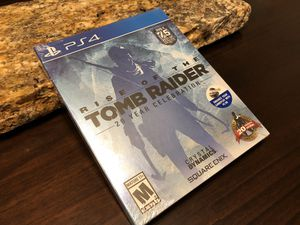 Rise of the Tomb Raider (Sealed) PS4 Game for Sale in Belle Plaine, MN